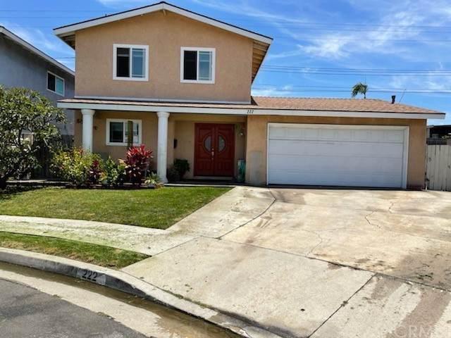 222 E 211th Street, Carson, CA 90745 (#SB21120981) :: Swack Real Estate Group | Keller Williams Realty Central Coast