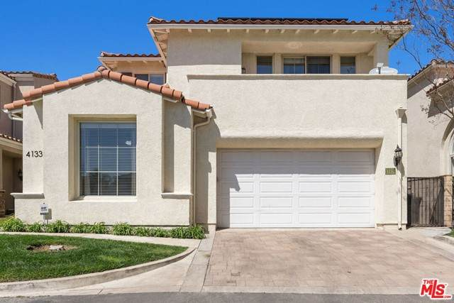 4133 Via Mira Monte, Calabasas, CA 91301 (MLS #21744818) :: Desert Area Homes For Sale