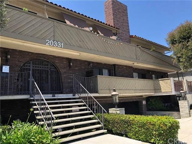 20331 Anza Avenue #7, Torrance, CA 90503 (#SB21097617) :: Powerhouse Real Estate
