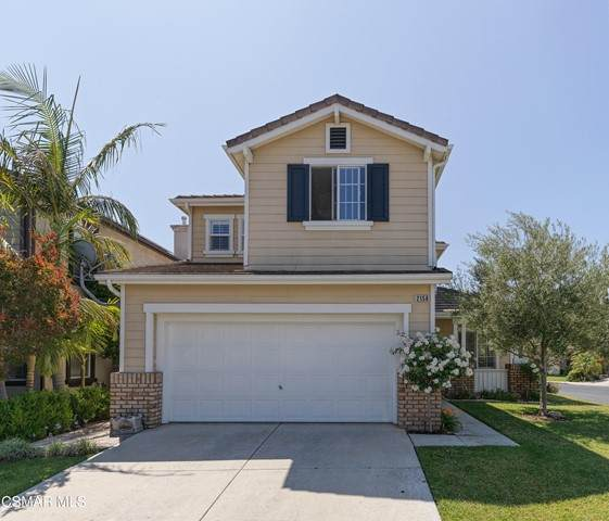 2158 Clancy Court, Simi Valley, CA 93065 (#221003065) :: Twiss Realty
