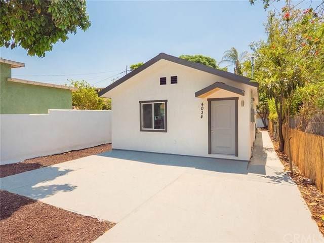 4034 Princeton Street, East Los Angeles, CA 90023 (#DW21118115) :: Zen Ziejewski and Team