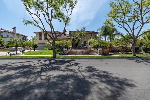 11423 Maple Leaf Ct, San Diego, CA 92131 (#210015496) :: Wahba Group Real Estate | Keller Williams Irvine
