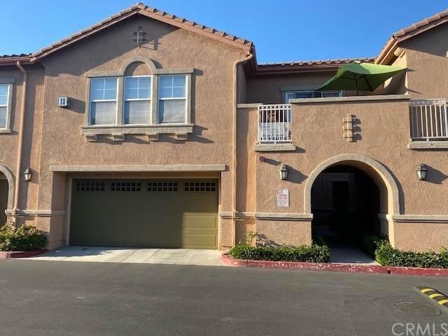 11450 Church Street #58, Rancho Cucamonga, CA 91730 (#CV21121702) :: RE/MAX Masters
