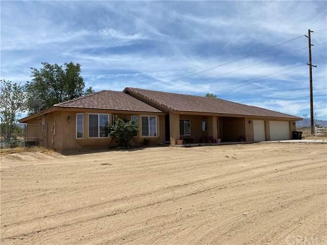 4931 Del Rosa Road, Phelan, CA 92371 (#CV21121733) :: Powerhouse Real Estate