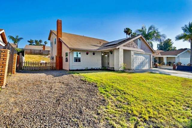 9111 Piel Pl, San Diego, CA 91977 (#210015507) :: Wahba Group Real Estate   Keller Williams Irvine