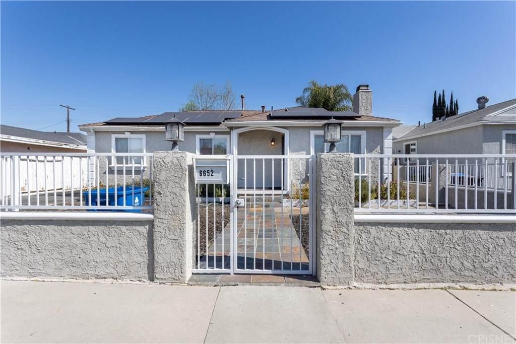 6652 Nestle Avenue, Reseda, CA 91335 (#SR21121844) :: Powerhouse Real Estate