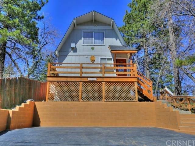 33050 Robin Lane, Arrowbear, CA 92382 (#SR21122025) :: Wahba Group Real Estate   Keller Williams Irvine