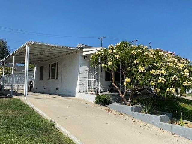 333 E Andrix Street, Monterey Park, CA 91755 (#SR21121963) :: Zember Realty Group