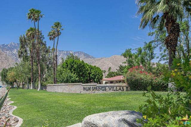 2801 N Los Felices Circle D211, Palm Springs, CA 92262 (#21745342) :: Cochren Realty Team | KW the Lakes