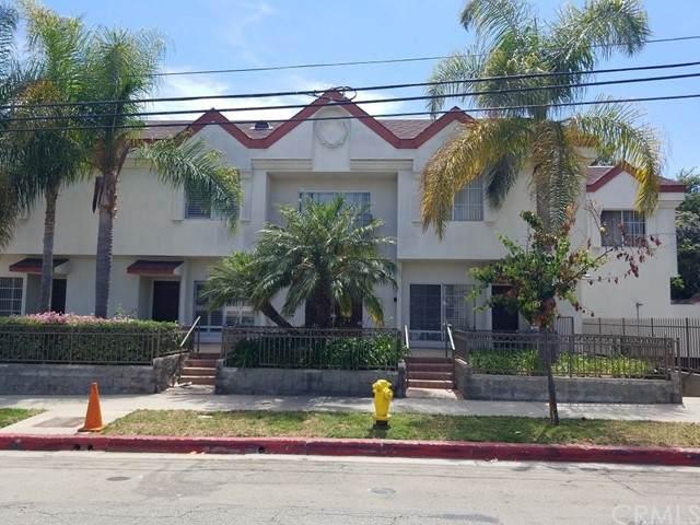 856 W Beach Avenue #2, Inglewood, CA 90302 (#OC21122135) :: Berkshire Hathaway HomeServices California Properties