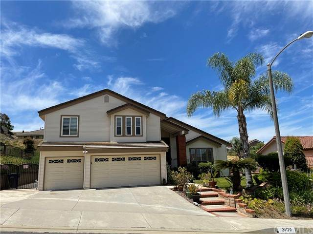 20170 Corrinne Lane, Rowland Heights, CA 91748 (#RS21121363) :: Zember Realty Group
