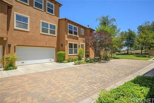 25401 Eagle Lane #124, Valencia, CA 91381 (#SR21121805) :: The Parsons Team