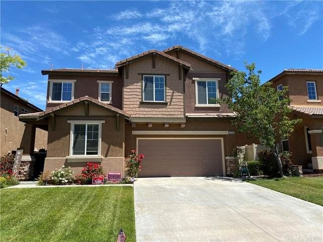 33184 Puffin Street, Temecula, CA 92592 (MLS #LG21122170) :: Desert Area Homes For Sale