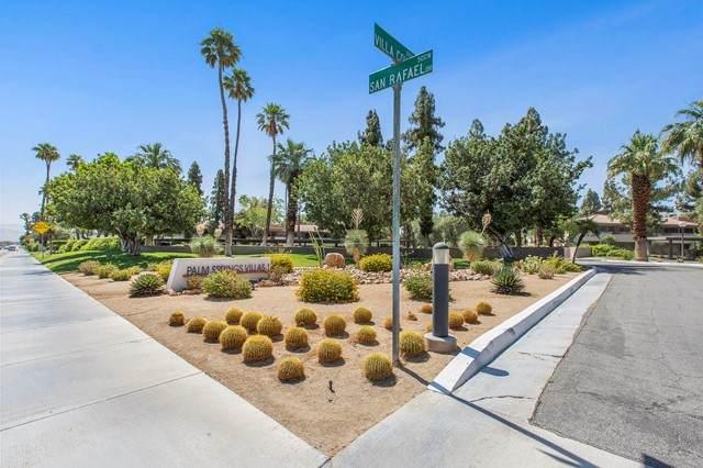 470 N Villa Court #117, Palm Springs, CA 92262 (#219063166DA) :: Wahba Group Real Estate   Keller Williams Irvine