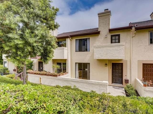 6626 Canyon Rim Row #86, San Diego, CA 92111 (#210015560) :: Wahba Group Real Estate   Keller Williams Irvine
