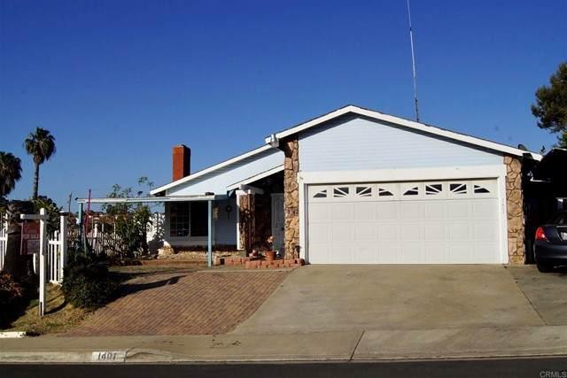 1401 Jamison Court, San Diego, CA 92114 (#PTP2103955) :: Wahba Group Real Estate | Keller Williams Irvine