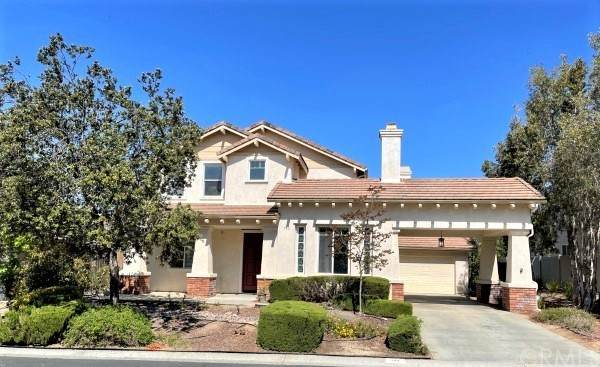 753 Highland Park, Fallbrook, CA 92028 (#SW21121679) :: The Marelly Group | Sentry Residential