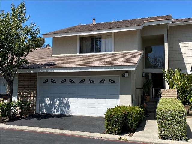 6 Glenhurst #39, Irvine, CA 92604 (#OC21119568) :: The Kohler Group