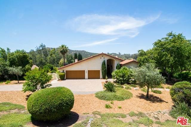 15344 Midland Road, Poway, CA 92064 (#21744450) :: Wahba Group Real Estate | Keller Williams Irvine