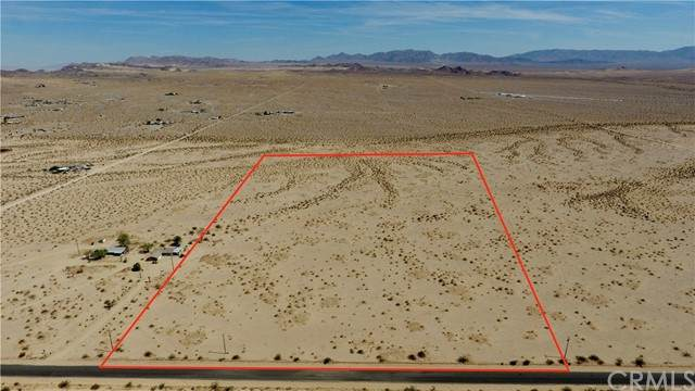 0 Valle Vista Road, 29 Palms, CA 92277 (#NP21122298) :: The Marelly Group | Sentry Residential