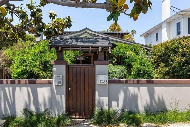 1965 Taft Avenue, Los Feliz, CA 90068 (#PF21111270) :: Wahba Group Real Estate | Keller Williams Irvine