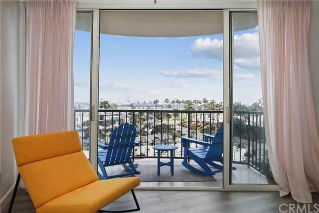 850 E Ocean Boulevard #311, Long Beach, CA 90802 (#PW21121817) :: Holmes Muirhead Team at Reviron Realty