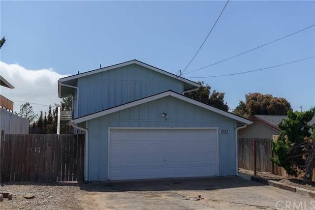 1253 12th St, Los Osos, CA 93402 (#SC21122378) :: Powerhouse Real Estate