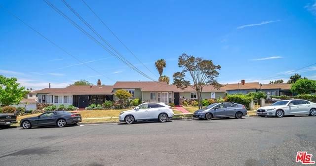 815 N Acacia Street, Inglewood, CA 90302 (#21738996) :: Berkshire Hathaway HomeServices California Properties