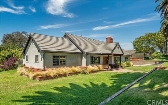 3901 Via Cardelina, Palos Verdes Estates, CA 90274 (#PV21122485) :: Swack Real Estate Group | Keller Williams Realty Central Coast