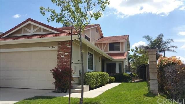 19514 Crystal Ridge Lane, Porter Ranch, CA 91326 (#SR21120131) :: Berkshire Hathaway HomeServices California Properties