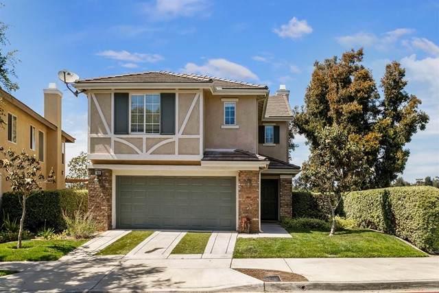 1601 Magnolia Circle, Vista, CA 92081 (#NDP2106512) :: Berkshire Hathaway HomeServices California Properties