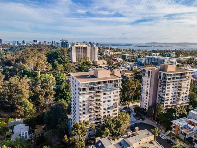 3635 7th Ave 12A, San Diego, CA 92103 (#210015594) :: Powerhouse Real Estate