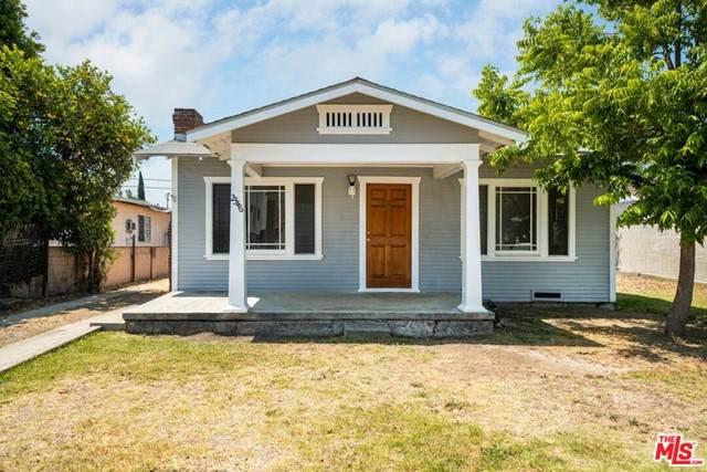 2346 Ridgeview Avenue, Los Angeles (City), CA 90041 (#21745032) :: Powerhouse Real Estate