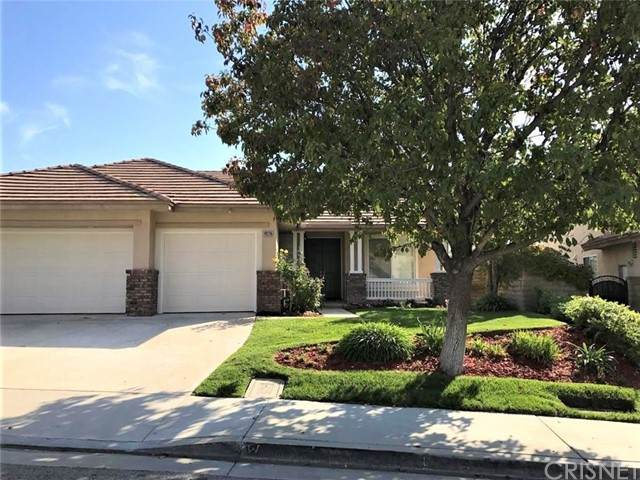 14226 Everglades Court, Canyon Country, CA 91387 (#SR21121173) :: Wahba Group Real Estate   Keller Williams Irvine