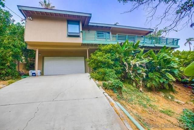 2455 Evergreen St, San Diego, CA 92106 (#210015602) :: Wahba Group Real Estate | Keller Williams Irvine