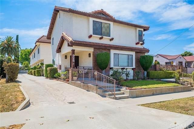 925 S 8th Street D, Alhambra, CA 91801 (#DW21122674) :: Powerhouse Real Estate