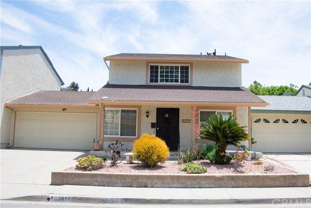 2656 Stonehaven Place, West Covina, CA 91792 (#CV21122792) :: RE/MAX Masters