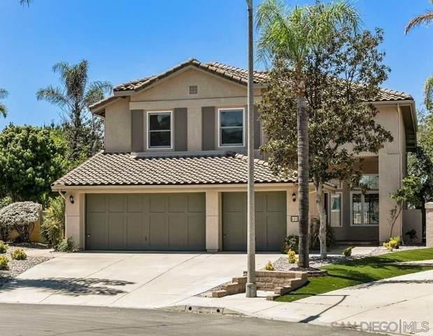 801 Calle Talentia, Escondido, CA 92025 (#210015617) :: Powerhouse Real Estate