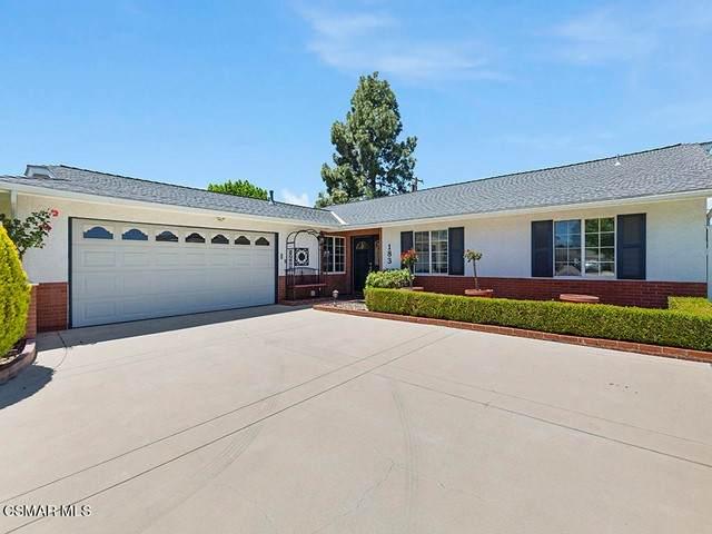 183 Sandberg Street, Thousand Oaks, CA 91360 (#221003085) :: Zen Ziejewski and Team