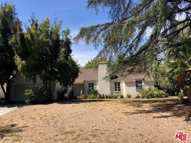 3595 Grayburn Road, Pasadena, CA 91107 (#21745998) :: Wahba Group Real Estate | Keller Williams Irvine