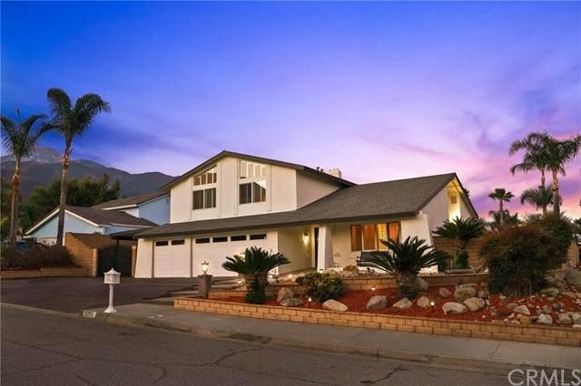 5275 Galloway Street, Alta Loma, CA 91701 (#CV21122919) :: The Alvarado Brothers