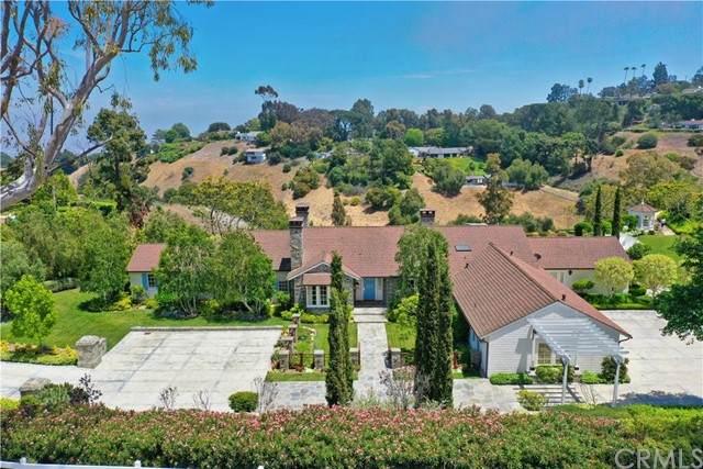 1 Caballeros Road, Rolling Hills, CA 90274 (#PV21122807) :: Swack Real Estate Group | Keller Williams Realty Central Coast