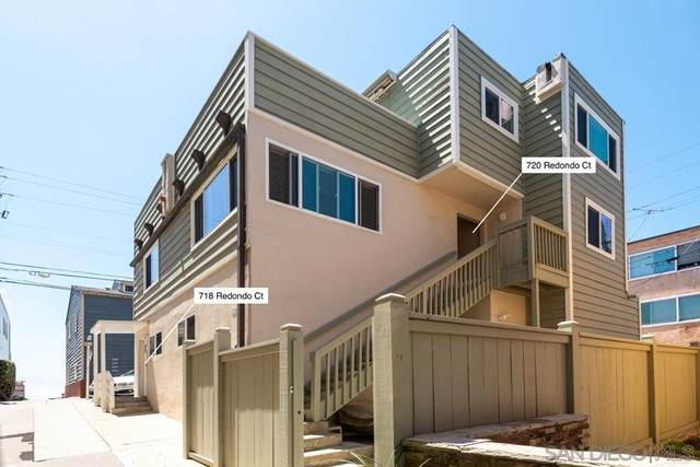 718 720 Redondo Ct, San Diego, CA 92109 (#210015638) :: Swack Real Estate Group | Keller Williams Realty Central Coast