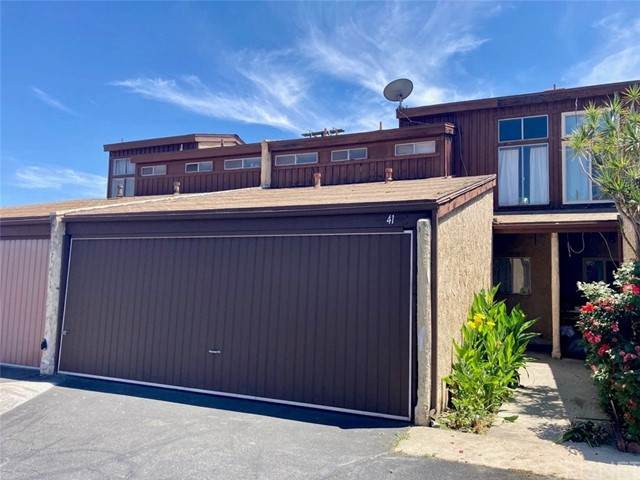 10950 Saticoy Street #41, Sun Valley, CA 91352 (#SR21123028) :: Powerhouse Real Estate