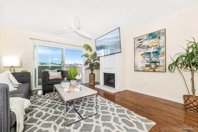 5610 Mildred St D, San Diego, CA 92110 (#210015649) :: Wahba Group Real Estate   Keller Williams Irvine