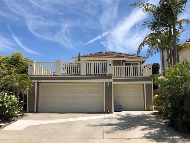 2911 Via Pepita, Carlsbad, CA 92009 (#NDP2106533) :: Berkshire Hathaway HomeServices California Properties
