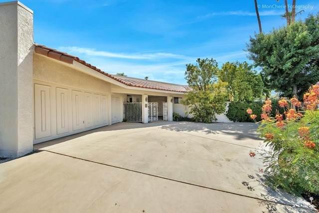 3 Clemson Street, Rancho Mirage, CA 92270 (#219063218DA) :: Wahba Group Real Estate   Keller Williams Irvine