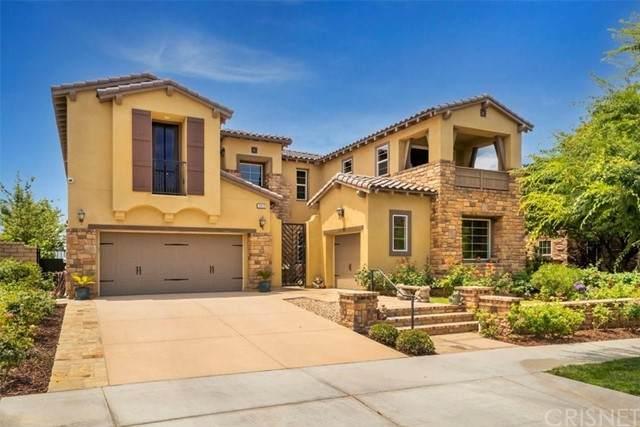28429 Farrier Drive, Valencia, CA 91354 (#SR21123314) :: American Real Estate List & Sell