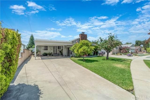 2918 Freeborn Street, Duarte, CA 91010 (#AR21123369) :: Zember Realty Group