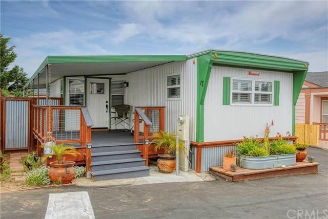 655 Halcyon #17, Arroyo Grande, CA 93420 (#PI21123261) :: Wahba Group Real Estate | Keller Williams Irvine
